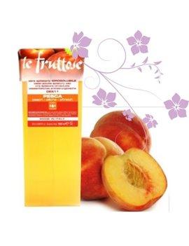 Arcocere Le Fruttose Cukrový depilačný vosk na celé telo 100 ml Broskyňa ARCORCERE