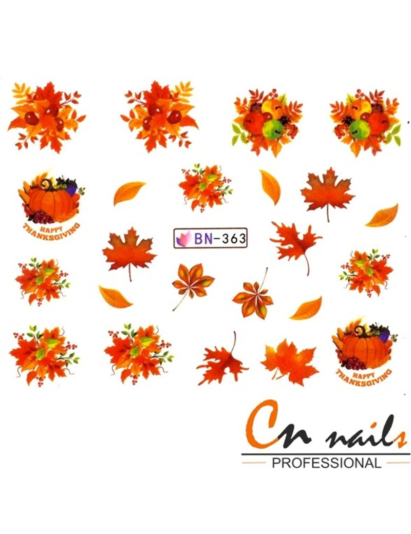Vodolepky podzim