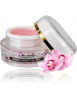 Uv gél pink jednofázový 15 ml CN nails
