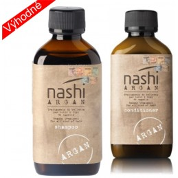 Nashi duo pack šampon 200ml + kondicionér 200ml NASHI ARGAN