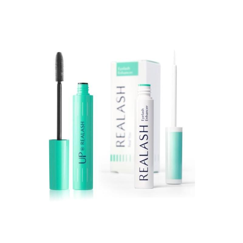Sérum pro aktivní růst řas + mascara