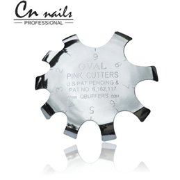 Šablóna Franch cutter  Formy na Nail Art akrylom