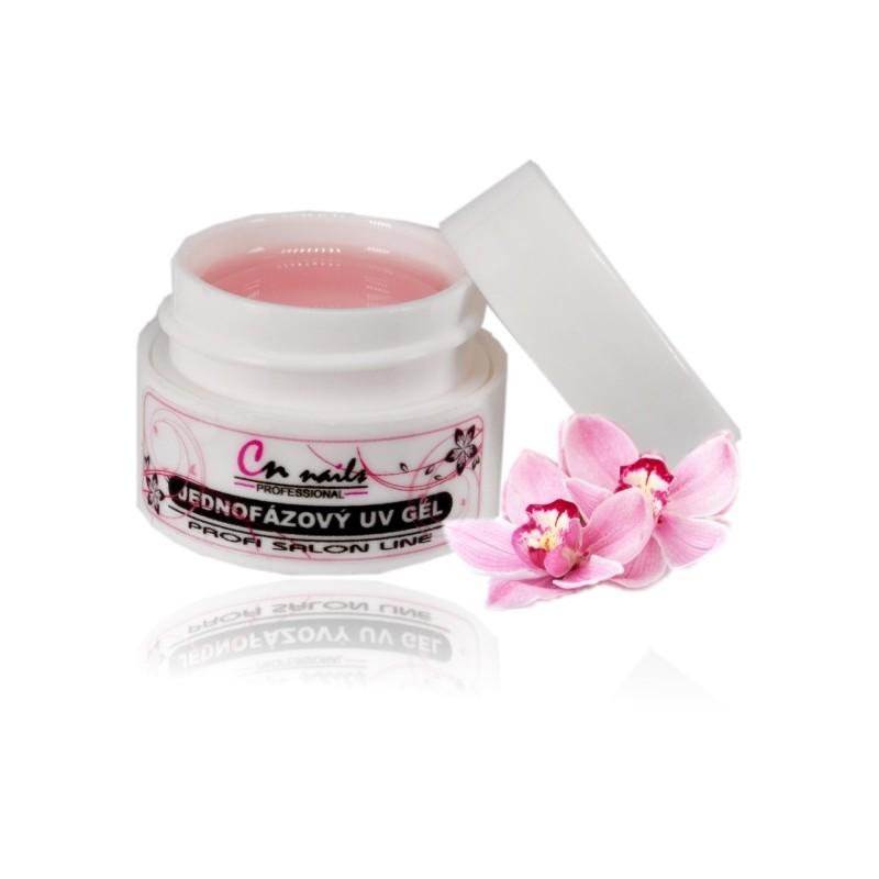 Uv gél pink jednofázový 5 ml CN nails