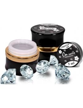 IQ gél Crystal Light 5 ml CN nails