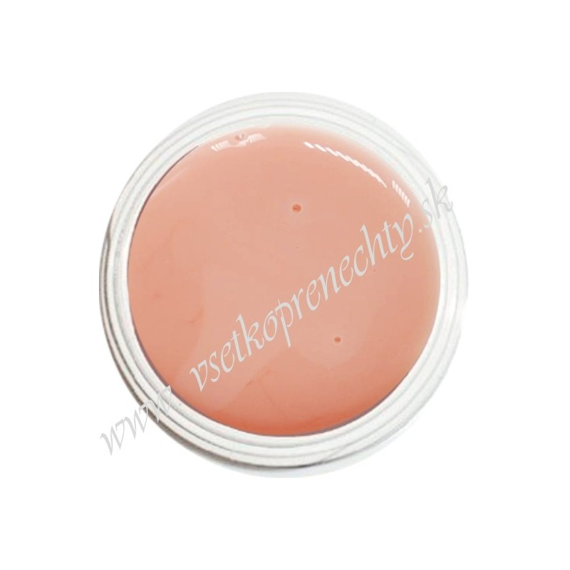 Cappuccino Peach camouflage UV/LED gél 15ml CN nails