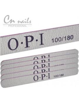 Sada pilníkov OPI 100/180 5ks