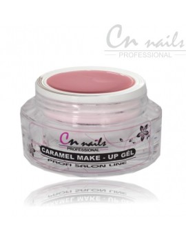 Caramel camouflage UV/LED gél 50ml CN nails