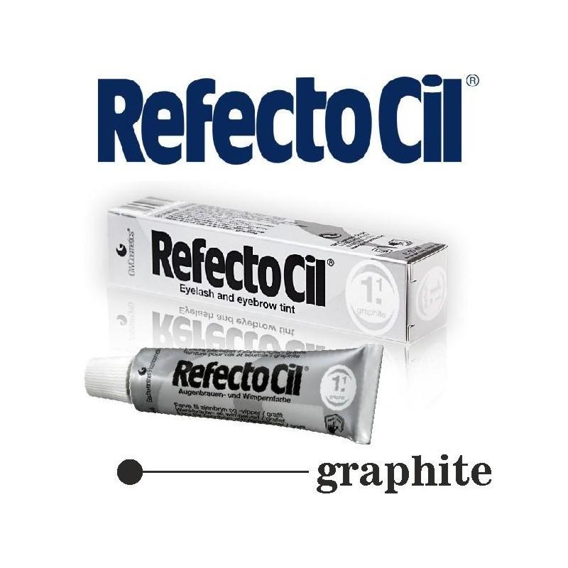 Barva na obočí a řasy Refectocil - grafit 1.1 Refectocil