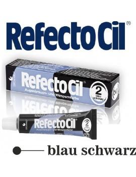Barva na obočí a řasy Refectocil - modročerná 2.0 Refectocil