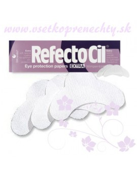 RefectoCil EXTRA podložky pod očné viečka 80ks