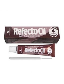 Barva na obočí a řasy Refectocil - kaštanová 4.0 Refectocil