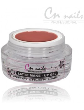 Latte camouflage UV gél 15ml CN nails