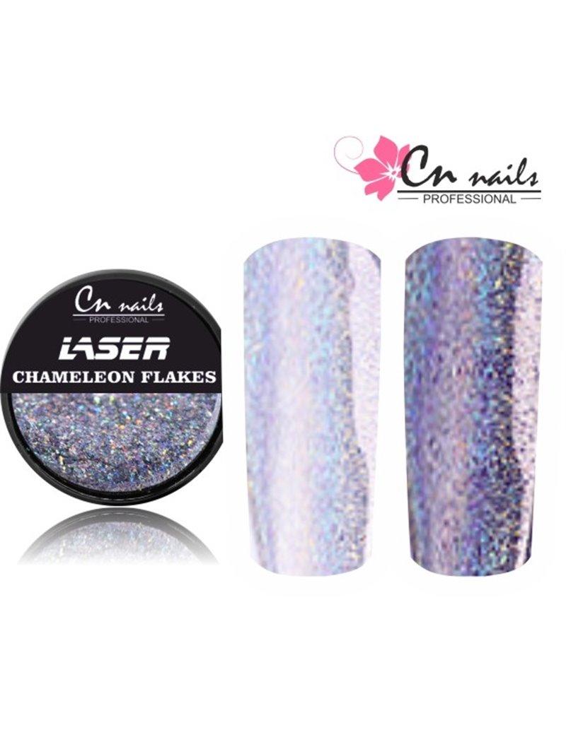 NR.2 Laser chameleon flakes