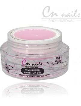 Milk Shake camouflage UV/LED gél 15ml CN nails
