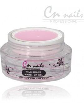 Milk Shake camouflage UV/LED gél 30ml CN nails