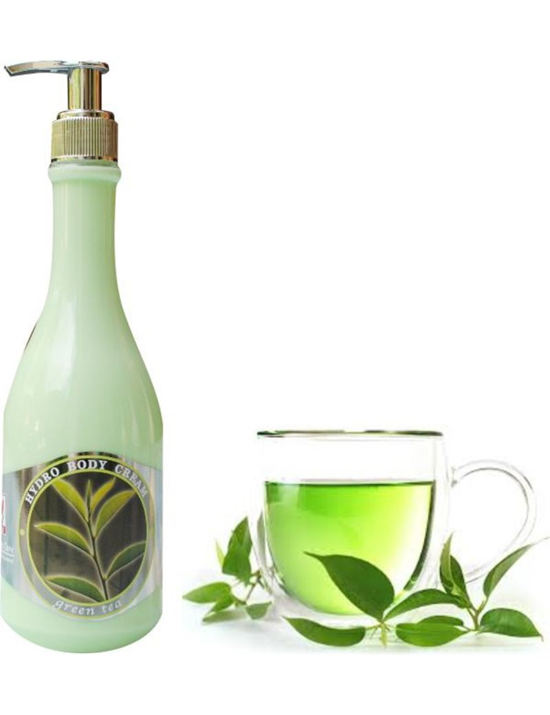 ABSOLUTE CARE Krém na ruce a telo - green tea 400ml