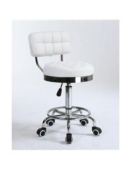 Kosmetická židle Armani White