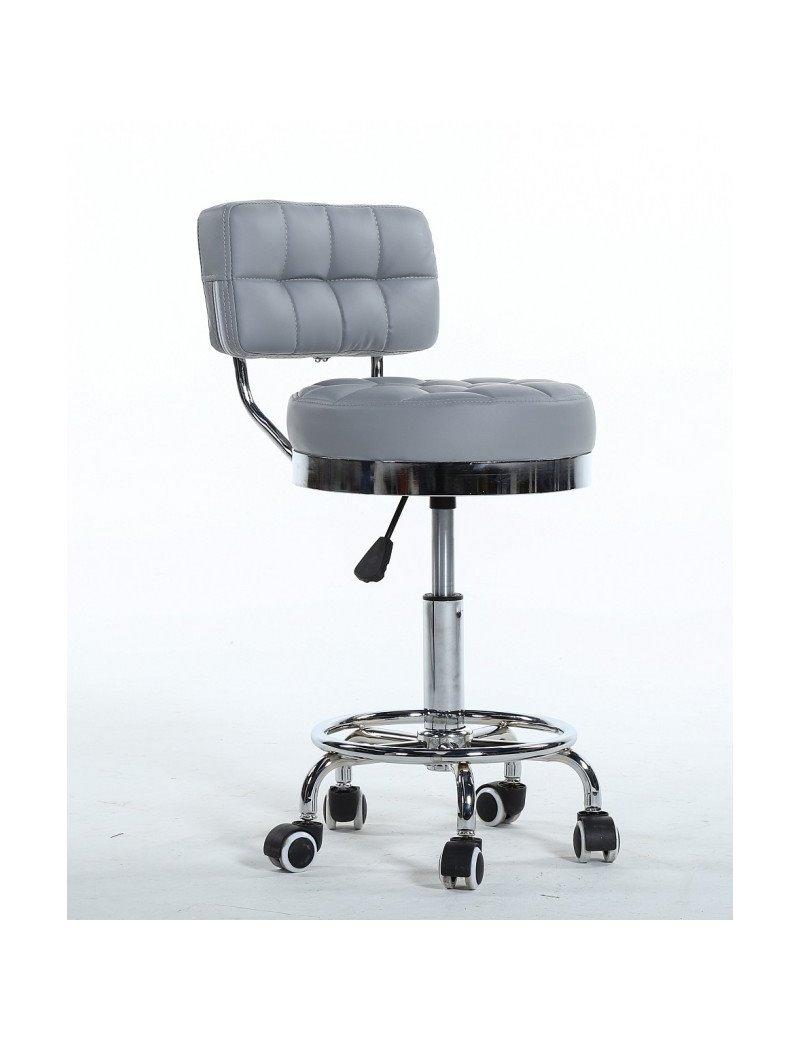 Kozmetická stolička Armani Silver