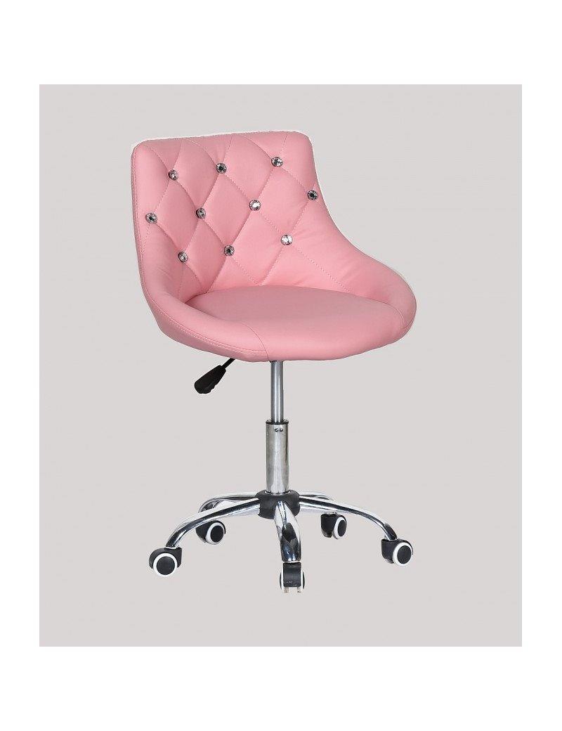 Kozmetická stolička Elegance Pink