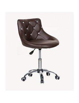 Kozmetická stolička Elegance Brown