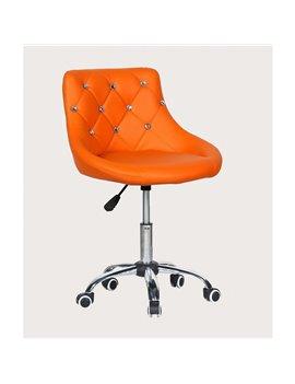 Kozmetická stolička Elegance Orange