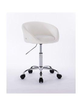 Kozmetická stolička Gracia White