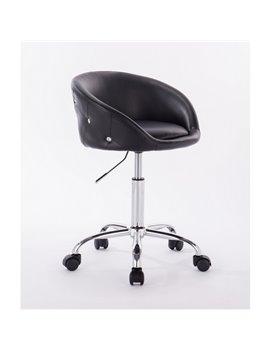 Kozmetická stolička Gracia Black