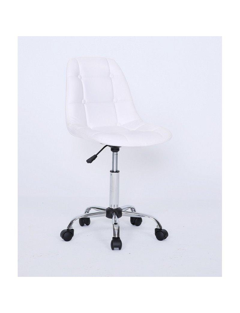 Kozmetická stolička Laura White