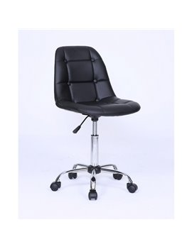 Kozmetická stolička Laura Black
