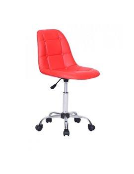 Kozmetická stolička Laura Red