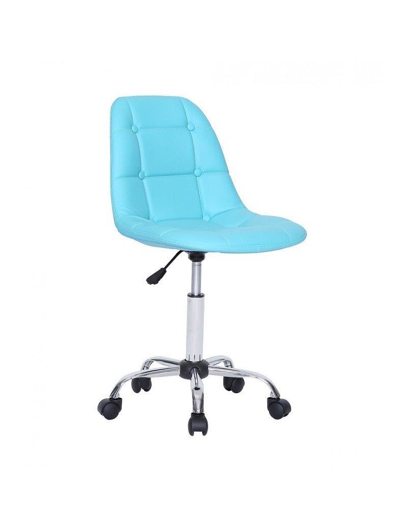 Kozmetická stolička Laura Blue