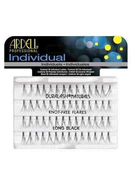 Ardell long Flare umělé řasy trsy - black Ardell