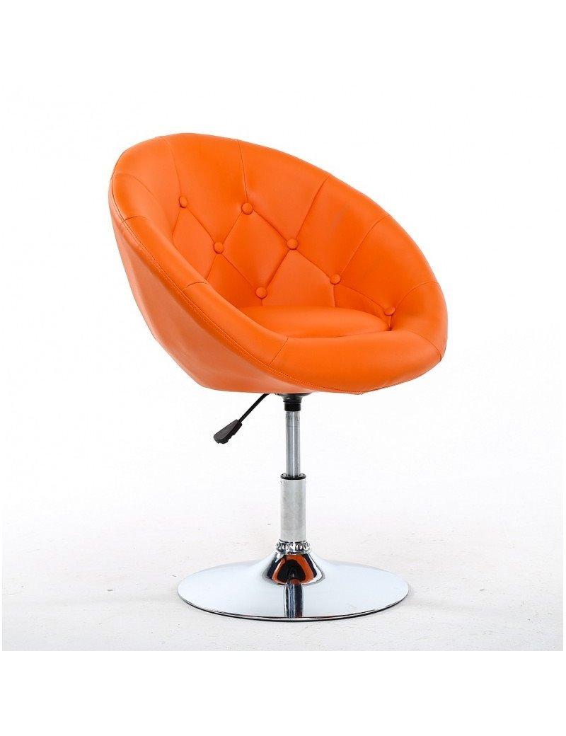 Kreslo Elegance Orange