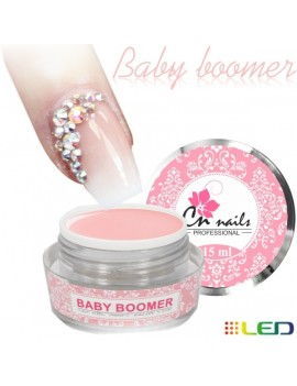 Baby boomer UV/Led gél 15ml