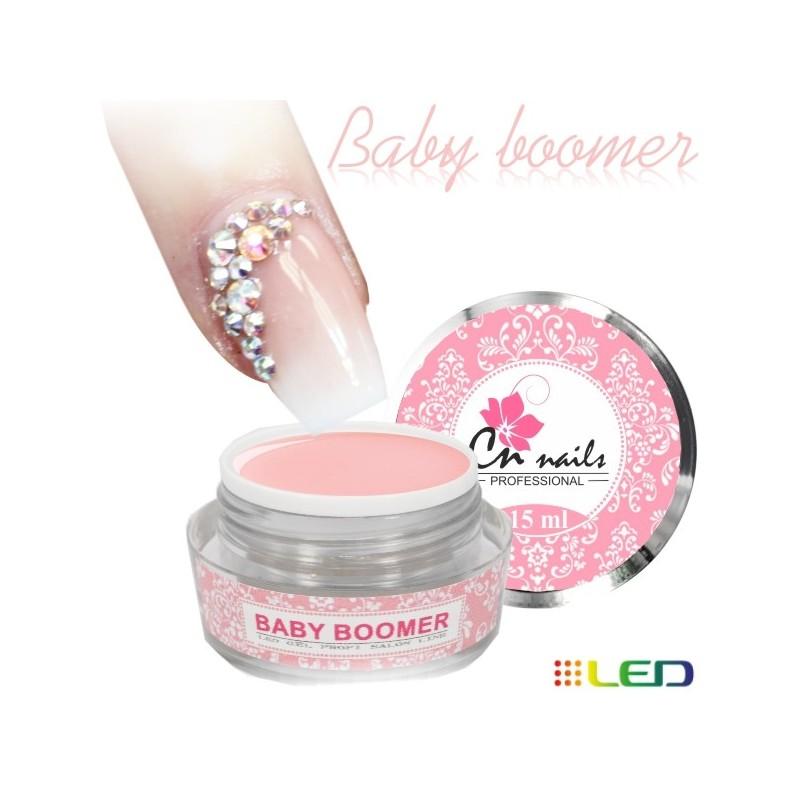 Baby boomer UV/Led gél 15ml