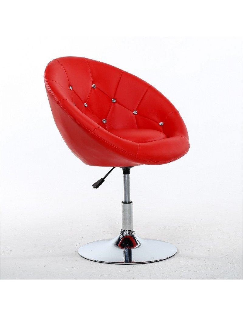 Kreslo Elegance Red