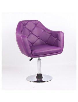 Kreslo Prestige IV. Dark Violet