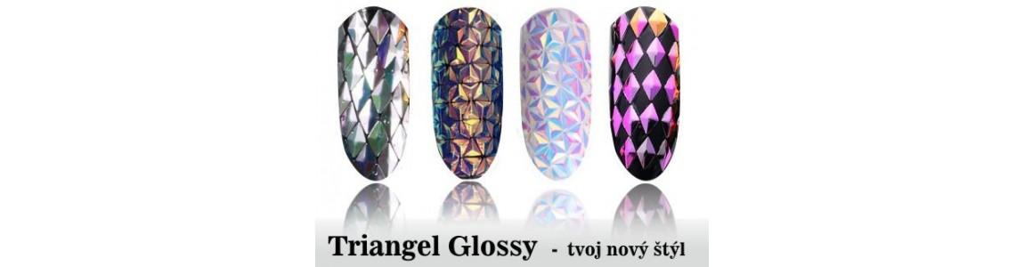 Glossy Triangel