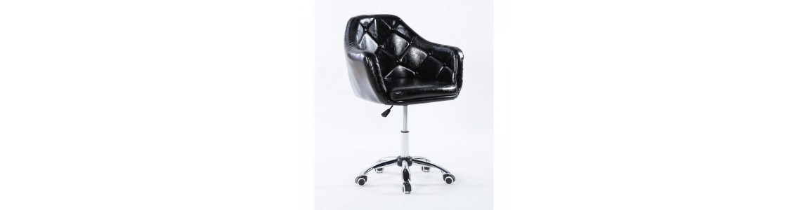 Kosmetické židle a kreslá